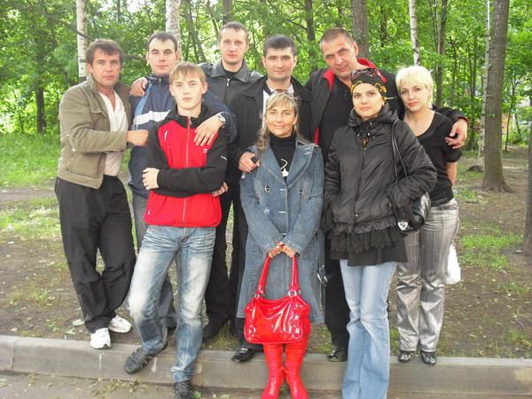 М. Филиппская, Анна Ниткина, Илона Андрианова, Олег Андрианов, Павел Ростов, Алексей, Сергей Краснов