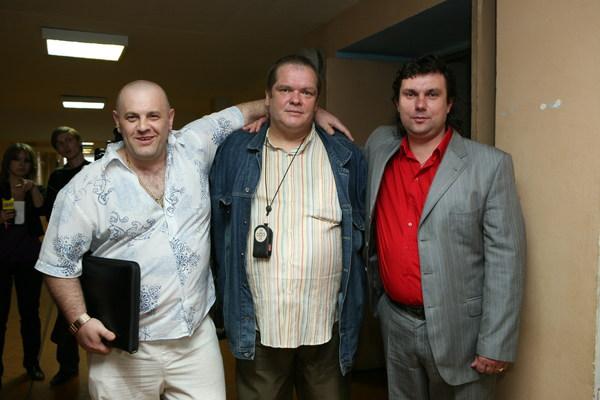 Владимир Белозир, Олег Баянов, Анатолий Корж