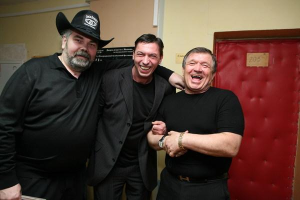 Виталий Соловьёв, Евгений Алтайский, Сергей Чернышов