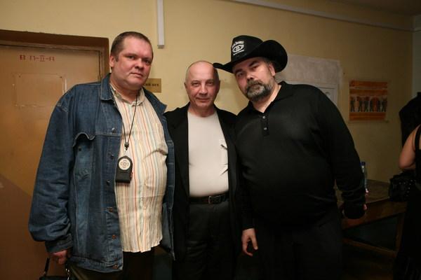 Олег Баянов, Владимир Окунев, Виталий Соловьёв