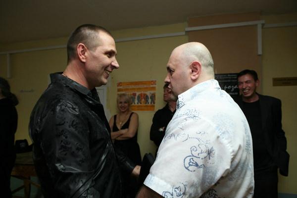 Олег Андрианов и Владимир Белозир