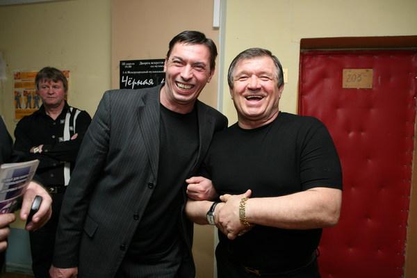 Евгений Куневич, Евгений Алтайский, Сергей Чернышов