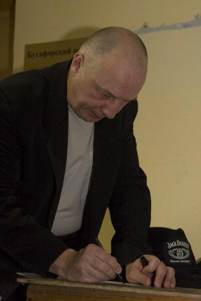 председатель жюри - Владимир Окунев