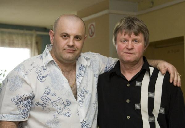 Владимир Белозир и Евгений Куневич
