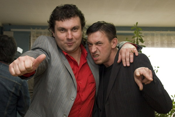 Анатолий Корж и Евгений Алтайский