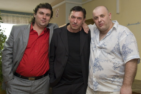 Анатолий Корж, Евгений Алтайский и Владимир Белозир
