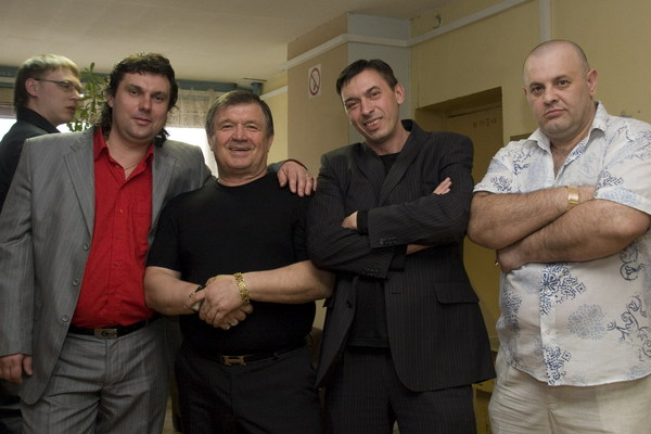 Анатолий Корж, Сергей Чернышов, Евгений Алтайский, Владимир Белозир