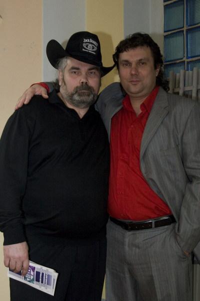 Виталий Соловьёв и Анатолий Корж