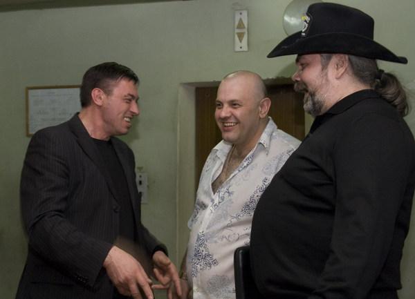 Евгений Алтайский, Владимир Белозир, Виталий Соловьёв