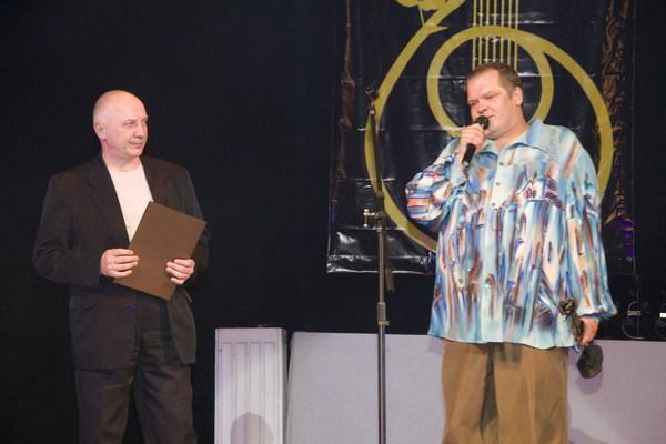 Владимир Окунев и Олег Баянов