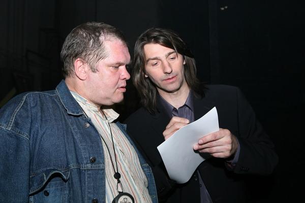 Олег Баянов и Валерий Ремесник