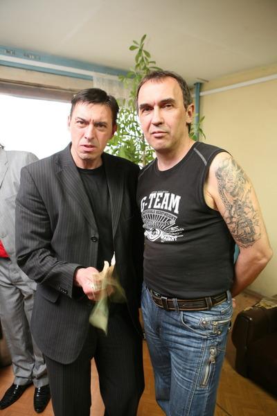 Евгений Алтайский и Ильдар Южный