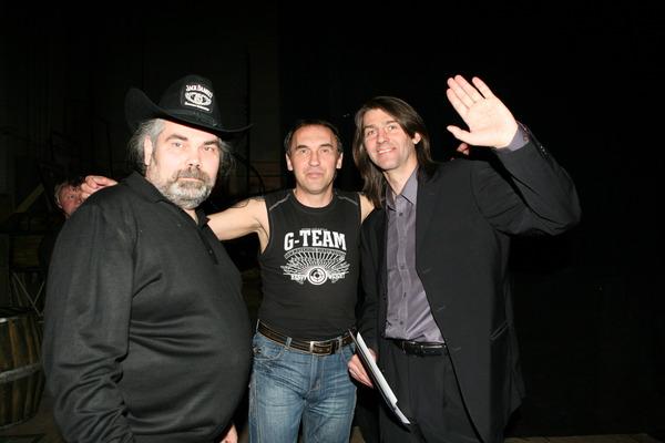 Виталий Соловьёв, Ильдар Южный, Валерий Ремесник