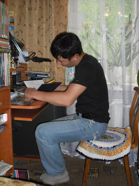 Президент Федерации тайского бокса Ленинградской области, Чемпион мира Курмантаев Рамиль