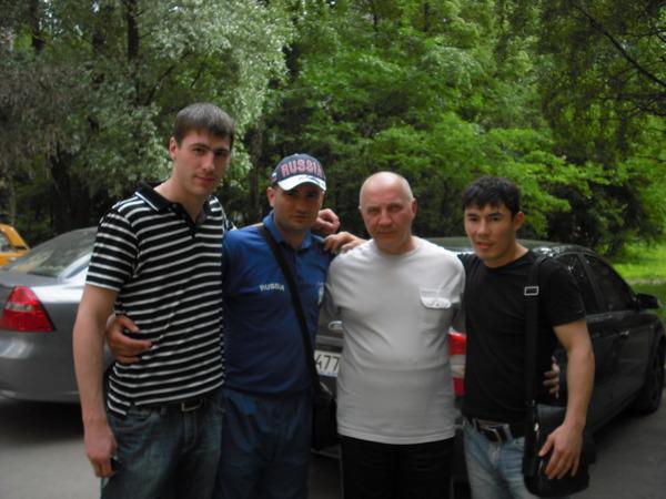 Кирилл Матавин, Павел Ростов, Рамиль Курмантаев