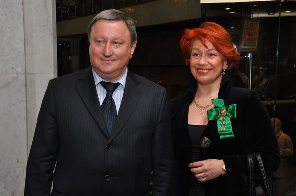 ЦМ ВОВ. В. И. Забаровский и С. В. Медведева