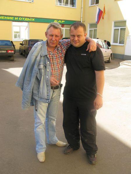 Михаил Грубов и Олег Калашников