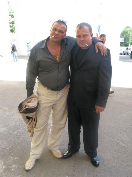 Олег Безъязыков и Олег Калашников