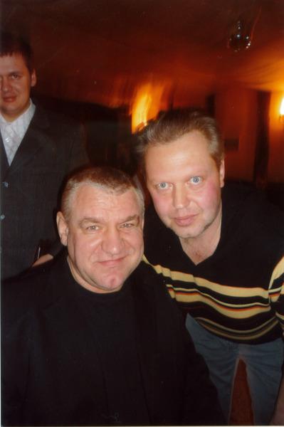 Владимир Козырев (Крестовый Туз) и Сергей Князев