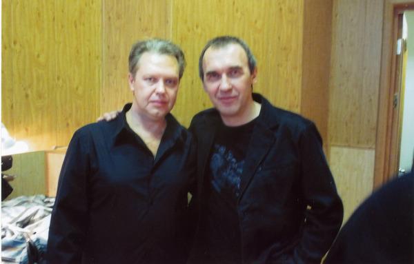 Сергей Князев и Ильдар Южный