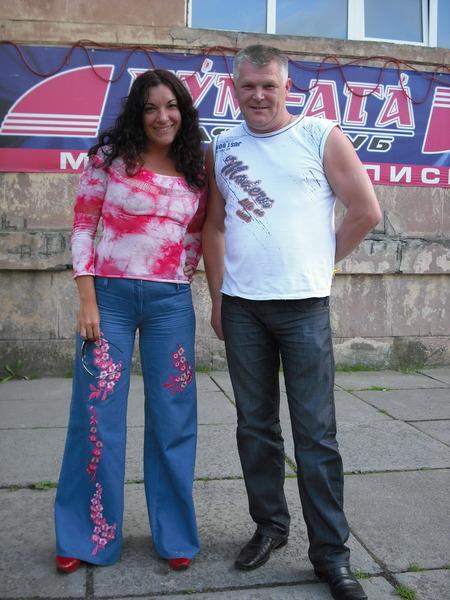 Лала Хопер и Саша Адмирал