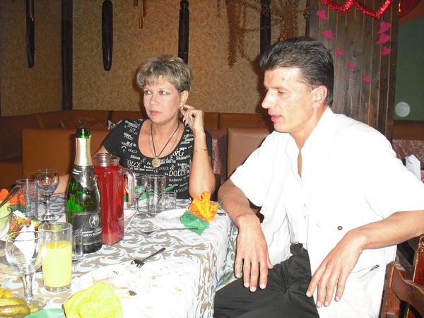 Анжела и Денис Стрельцов