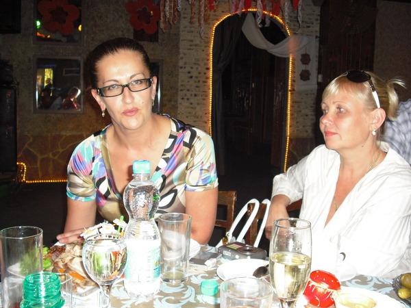 Алиса Шер и Татьяна Когут