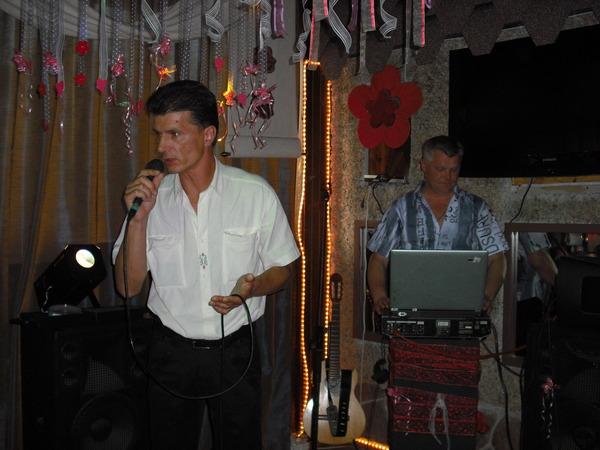 Денис Стрельцов и Саша Адмирал