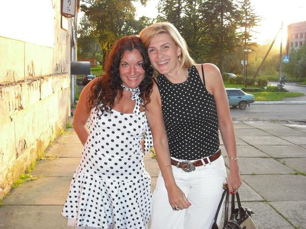 Лала Хопер и Елена Кантер