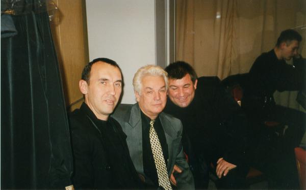 Ильдар Южный, Эдуард Кузнецов, Юрий Кацап, Артём Коржуков