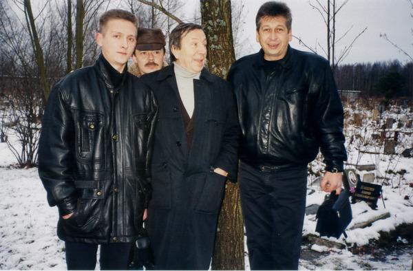 Артём Коржуков, Геннадий Ломоносов, С. И. Маклаков, Владимир Баранов