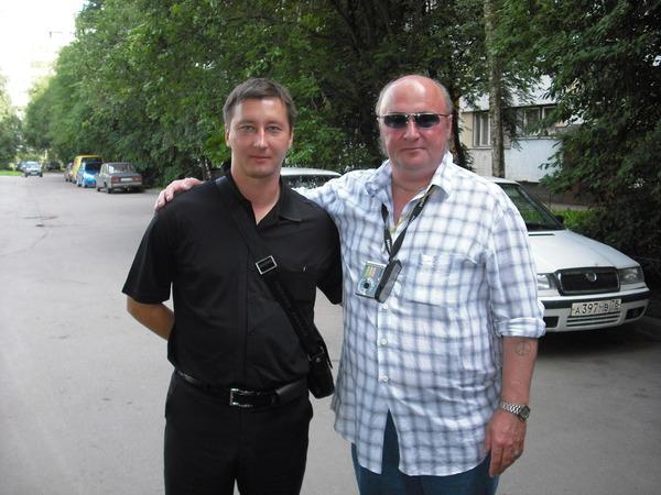 Владимир и Дмитрий Василевский