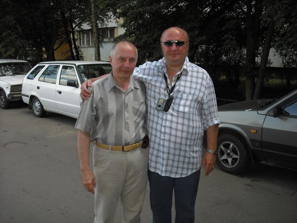 Владимир Окунев и Дмитрий Василевский