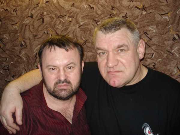 Алексей Созонов и Владимир Козырев (Крестовый Туз)