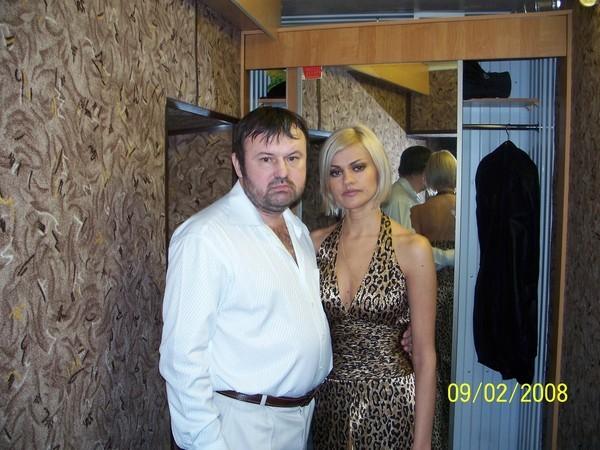 Алексей Созонов и Ирина Круг