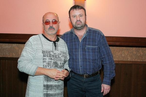 Алексей Созонов и Владимир Асмолов