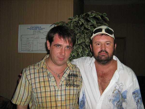Алексей Созонов и Влад Павлецов