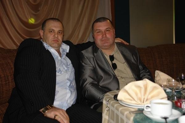 Владимир Белозир и Вован