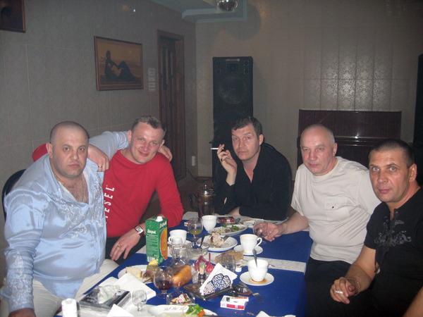 Владимир Белозир, Анатолий Грабежов, Сергей Аристов, Владимир Окунев, Олег Андрианов