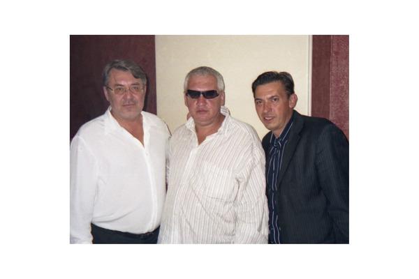 Слава Медяник, Аскер Седой, Евгений Алтайский
