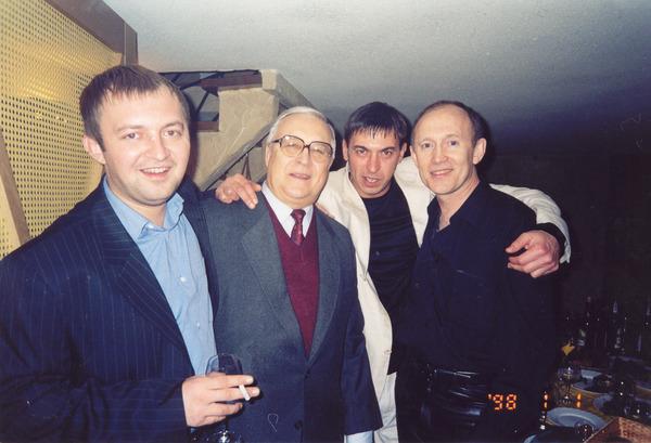 Александр Вестов, Константин Беляев, Евгений Алтайский, Слава Бобков