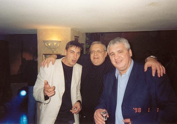 Евгений Алтайский, Геннадий Жаров, Аскер Седой