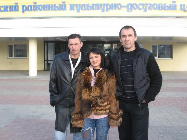 Евгений Алтайский, Аня Воробей, Ильдар Южный