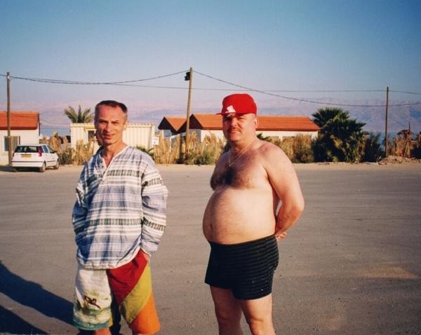 Виктор Смирнов и Михаил Круг