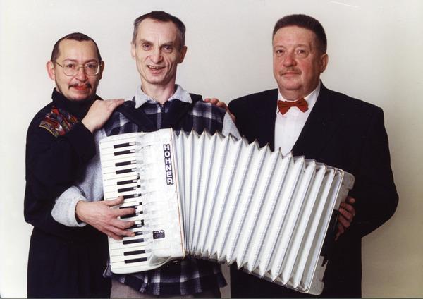 Алексей Дулькевич, Виктор Смирнов, Николай Резанов