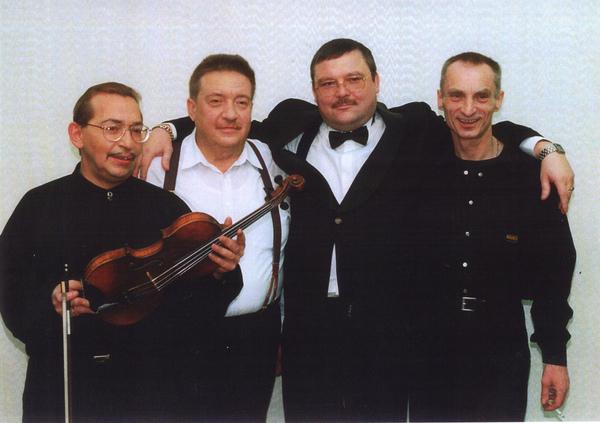 Алексей Дулькевич, Николай Резанов, Михаил Круг, Виктор Смирнов