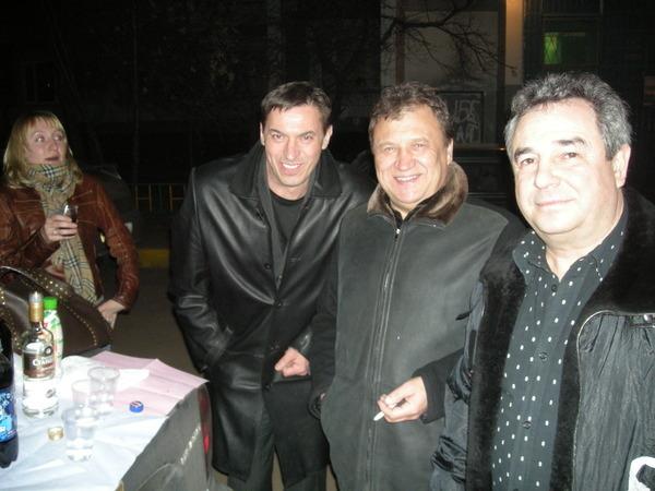 Евгений Алтайский, Анатолий Полотно, Федя Карманов