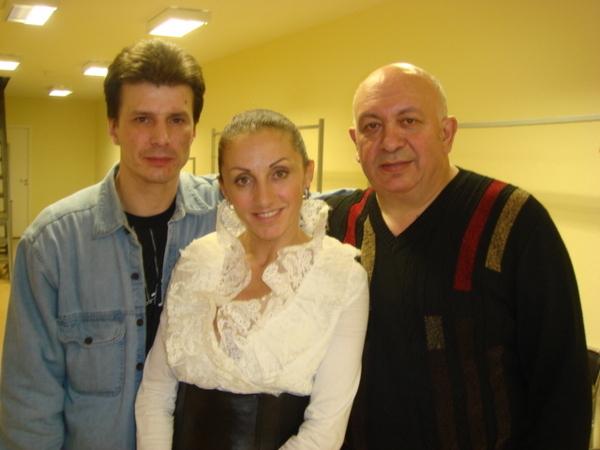Денис Стрельцов, Афина, Зиновий Бельский