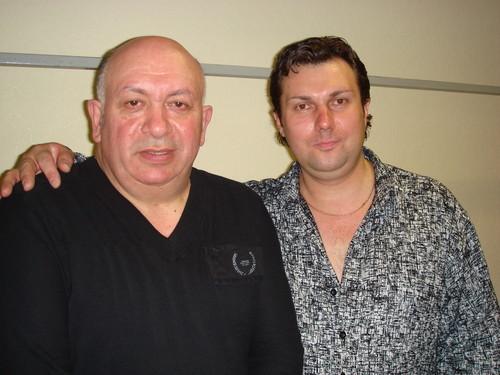 Зиновий Бельский и Анатолий Корж