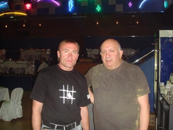 Зиновий Бельский и Виктор Тюменский